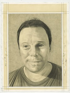 Pencil on paper by Phong Bui via Brooklyn Rail