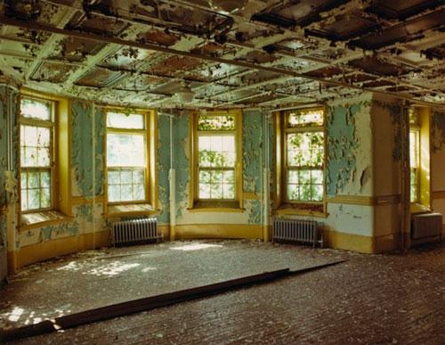 Jon Crispin - Asylums
