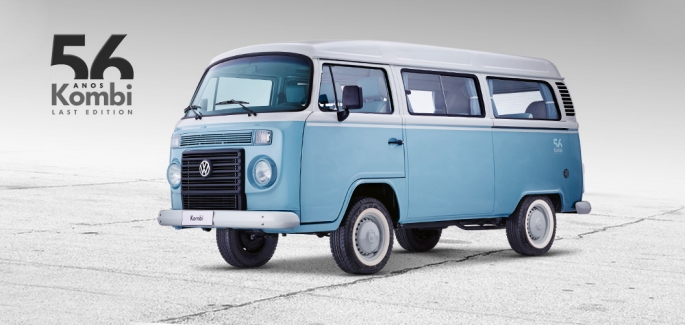 Final Edition VW Kombi bus