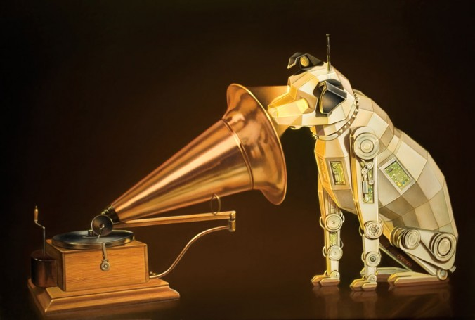 His Master's Voice for Playboy