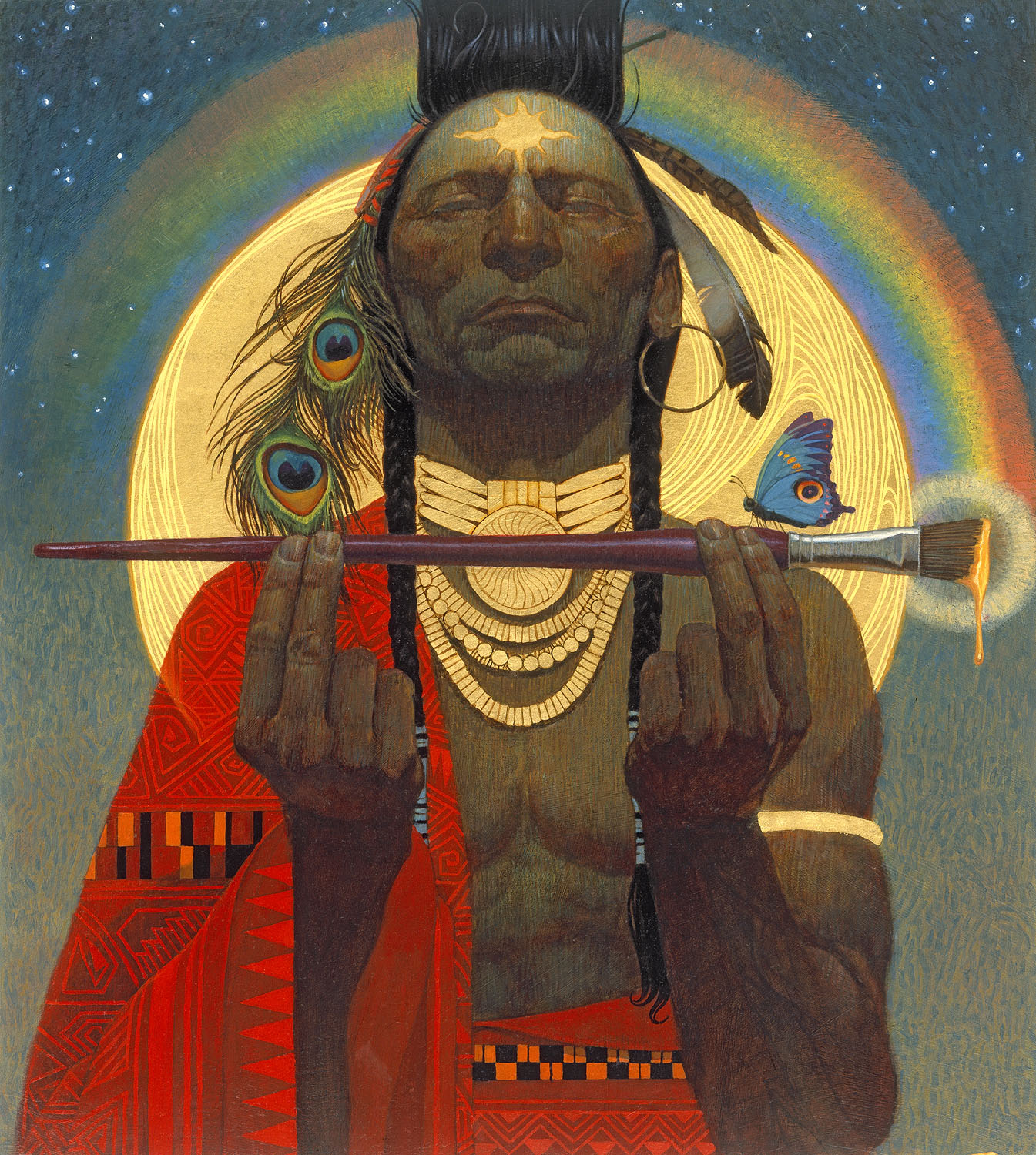 Thomas Blackshear - Indian Paintbrush