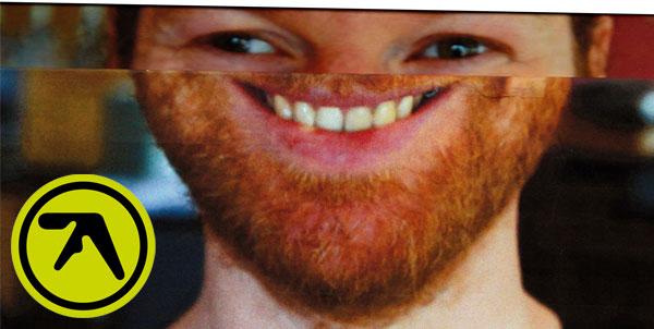 Aphex Twin Syro Foldface