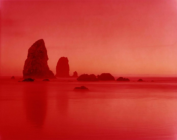 Melancholic Metadata, Oregon Coast