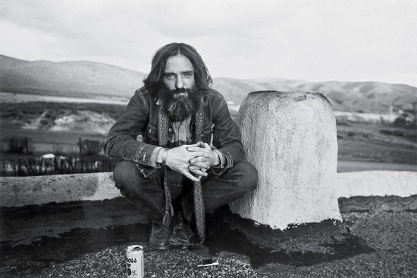 Dennis Hopper, 34 - Taos, New Mexico (Caterine Milinaire/Sygma/Corbis)