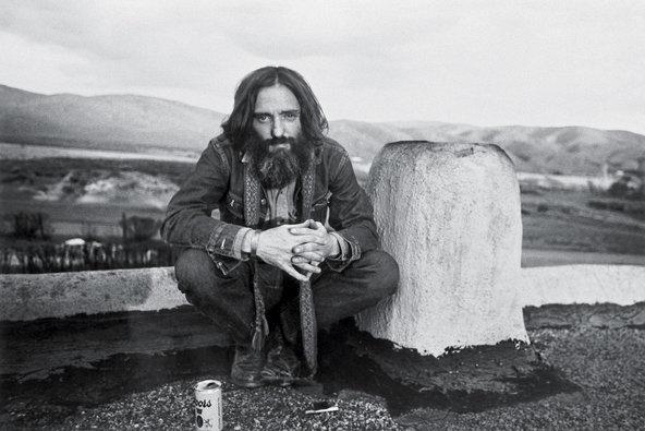 Dennis Hopper, 34 - Taos, New Mexico (Caterine Milinaire/Sygma/Corbis)
